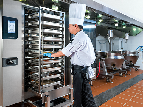 Indispensable for caterers